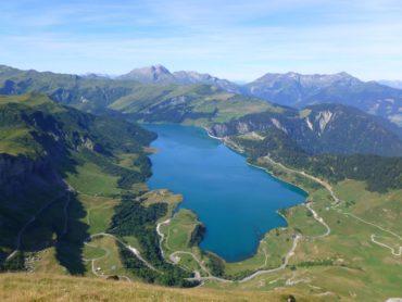 Séjour alpin Route de l'Ascension à Aime