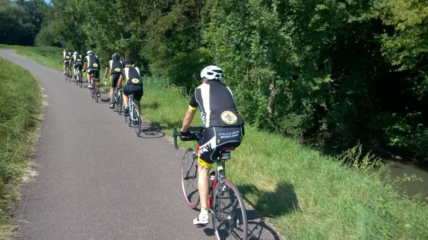 Sortie G3 route Freland 20 mai