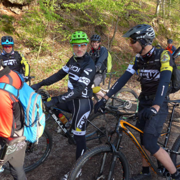 Photos Vtt Saverne le 22 et Geisweg le 23 avril