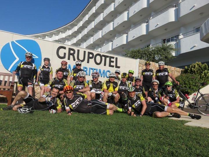 Le Cyclo Club aux Baléares