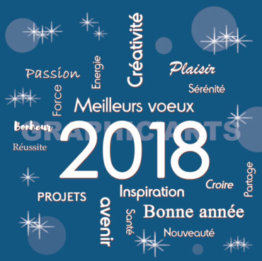 Meilleurs vœux 2018